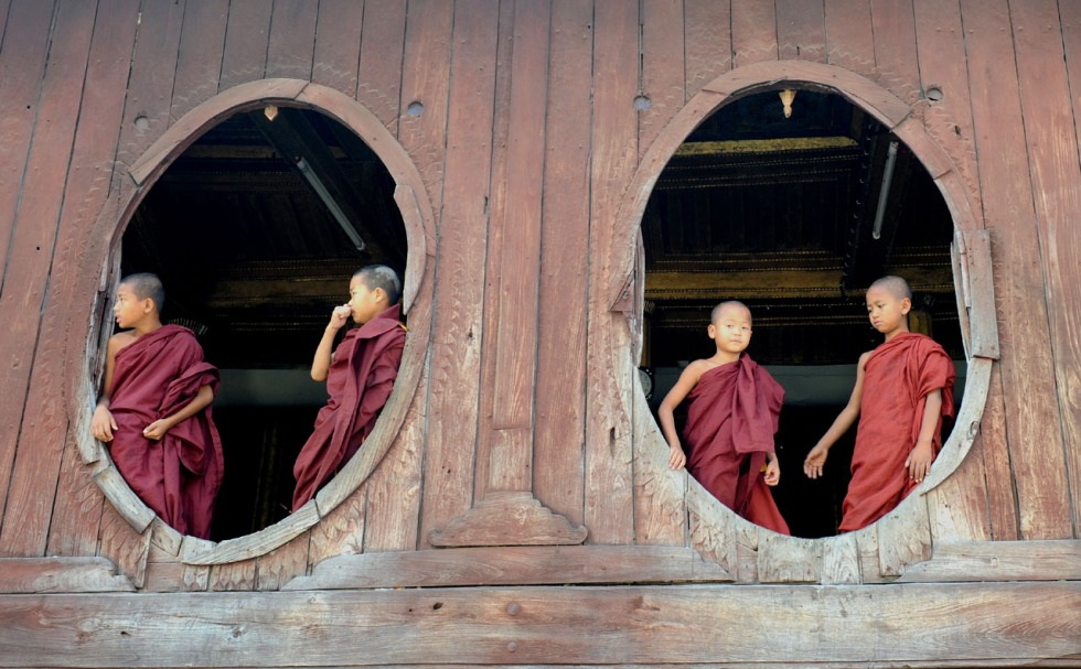 Shwe Yan Pyay Monastery - Birma. fot. St. Błaszczyna) (13)