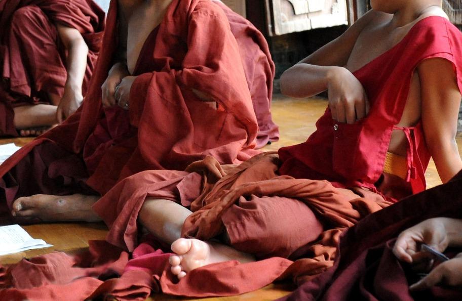 Shwe Yan Pyay Monastery - Birma. fot. St. Błaszczyna) (21)